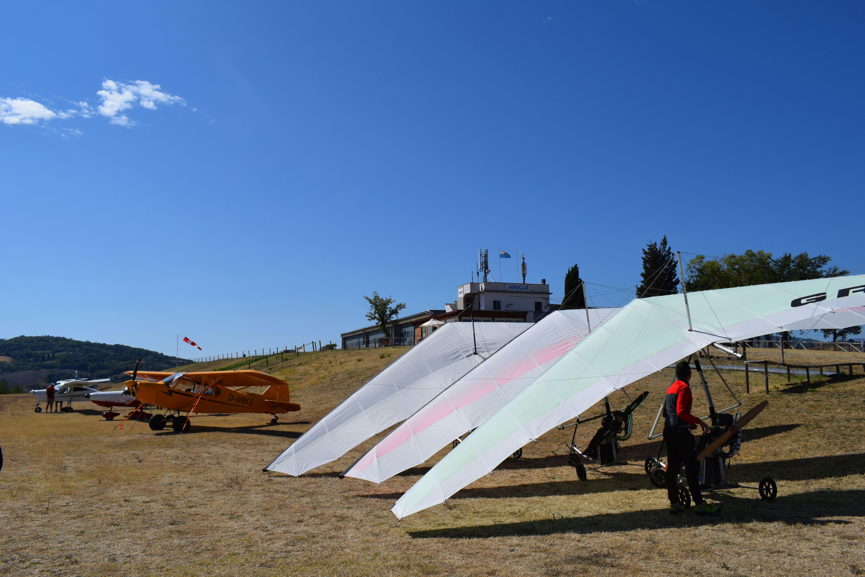 The ultralight-trike wing overhaul -